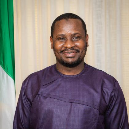 Mr. Adebolanle A. Oyedeji